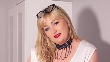 Show quente na webcam de EvaLovex – Meninas em Jasmin