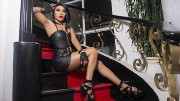 DanielaST's hot webcam show – Transgender on Jasmin