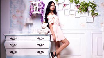 KaiyaShee'n kuuma webkamera show – Nainen Jasminssa