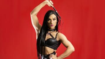 RebecaLatiinaTS`s heta webcam show – Transgender på Jasmin