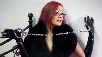 Gorący pokaz LindaDaemonX – Fetysz na Jasmin