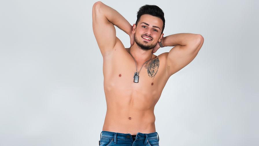 Image de profil ClayRyder – Gay sur LiveJasmin