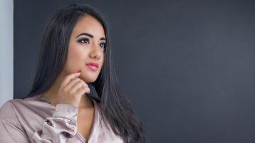 NoaRossi szexi webkamerás show-ja – Lány a Jasmin oldalon