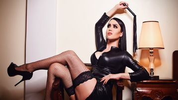 ADominatrix's hot webcam show – Transgender on Jasmin