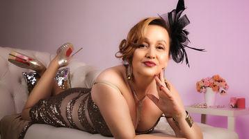 LadyJosette szexi webkamerás show-ja – Érett Hölgy a Jasmin oldalon