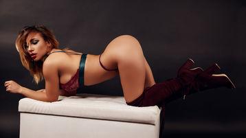 LexieFord:n kuuma kamera-show – Nainen sivulla Jasmin