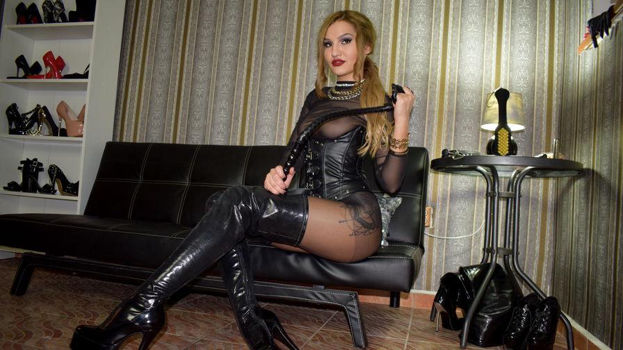 Фото профиля MistresssKarina – Фетиш на LiveJasmin