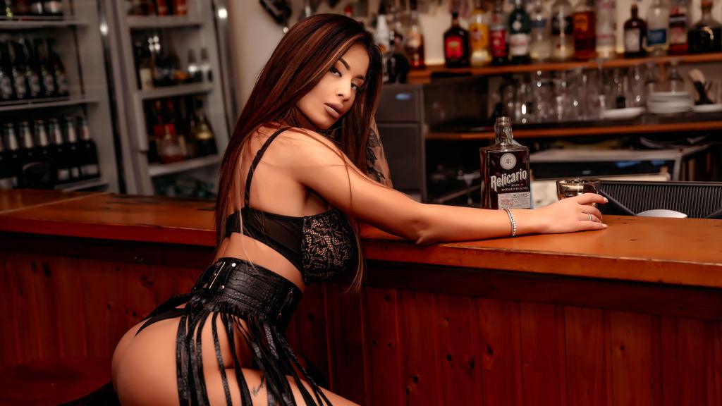Show quente na webcam de ReynaGomez – Meninas em Jasmin