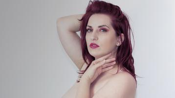 Kalisy:n kuuma kamera-show – Nainen sivulla Jasmin