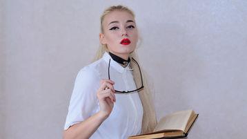 SandraDreamN:n kuuma kamera-show – Nainen sivulla Jasmin