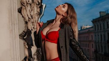MonikaMill szexi webkamerás show-ja – Lány a Jasmin oldalon