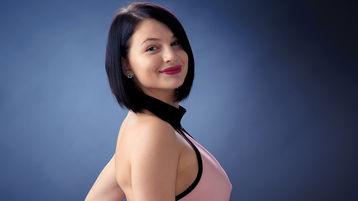 StephanieLandon:n kuuma kamera-show – Nainen sivulla Jasmin