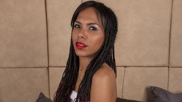 halliecherry's heiße Webcam Show – Mädchen auf Jasmin