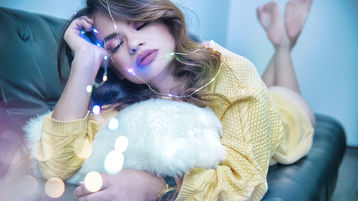 Gorący pokaz CristineCano – Dziewczyny na Jasmin