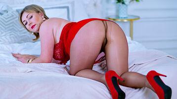 LusyRex'n kuuma webkamera show – Kypsä Nainen Jasminssa