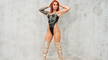MarisaDaSouza:n kuuma kamera-show – Nainen sivulla Jasmin