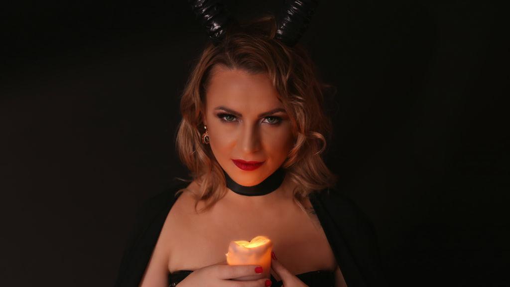 EllaVonDee'n kuuma webkamera show – Nainen Jasminssa