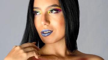 LailaHadil'n kuuma webkamera show – Nainen Jasminssa