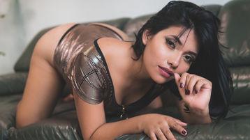 LuanaPrince szexi webkamerás show-ja – Lány a Jasmin oldalon