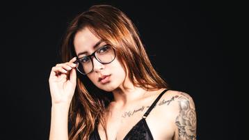 RebeccaSutter`s heta webcam show – Flickor på Jasmin