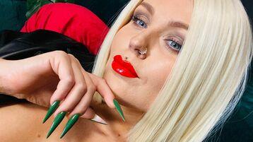 IcyCruela'n kuuma webkamera show – Fetissi Jasminssa