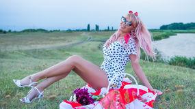 NattalliaSweet szexi webkamerás show-ja – Érett Hölgy a Jasmin oldalon