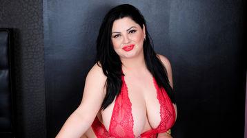 LovelyBoobz4U szexi webkamerás show-ja – Lány a Jasmin oldalon