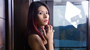 DANNYTHA szexi webkamerás show-ja – Transzszexuális a Jasmin oldalon