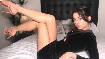 EvelinHarper'n kuuma webkamera show – Nainen Jasminssa
