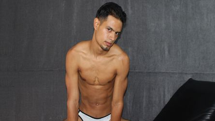 CrisantoTiger profilképe – meleg LiveJasmin oldalon