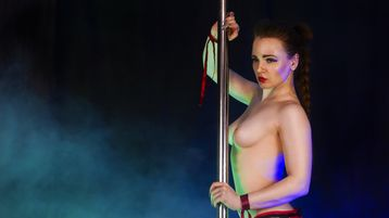 AnjiX's hot webcam show – Girl on Jasmin