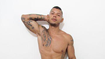MUSCLEaaron's hot webcam show – Boy on boy on Jasmin