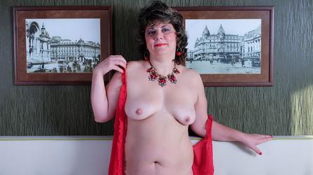 CurvyRita om profilbillede – Modne Kvinder på LiveJasmin