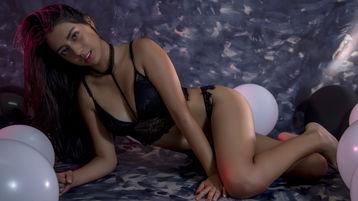 AliciaBrinley:n kuuma kamera-show – Nainen sivulla Jasmin