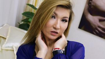 Show fierbinte la webcam SeinaWei  – Fata pe Jasmin