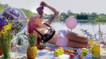 SelenaSpears szexi webkamerás show-ja – Lány a Jasmin oldalon