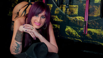 TRANSBIGTOYSFETH'n kuuma webkamera show – Trans-sukupuoliset Jasminssa