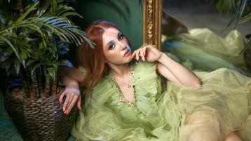 IrmaRedBeautiful szexi webkamerás show-ja – Lány a Jasmin oldalon